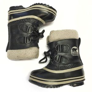 Sorel Toddler Yoot Pac Snow Winter Boots Size 6